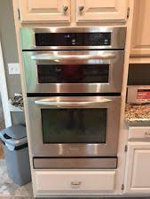 kitchenaid microwave convection oven. Kitchen Aid Convection Oven/Microwave Combination Wall Unit Kitchenaid Microwave Oven