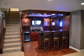 Basement Bar Design Ideas Creative Custom Decorating Ideas