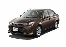 2016 Toyota Corolla Axio Hybrid Startup and review - YouTube