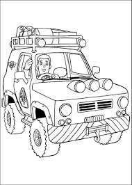 Small Picture Fireman Sam Coloring Pages coloringsuitecom