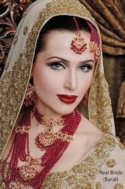 latest bridal makeup photoshoot by ather shahzad