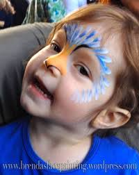 brenda s face painting santa cruz ca united states little bird