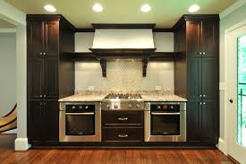 open oven in kitchen. open plan kitchen contemporary-kitchen oven in d