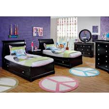 kids black bedroom furniture. Shop For A Oberon Black 6 Pc Twin Sleigh Bedroom At Rooms To Go Kids. Find That Will Look Great In Your Home And Complement The Rest Of Furniture. Kids Furniture Pinterest