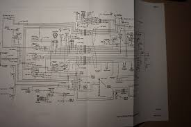 case windrower 8840 workshop service repair manual book 8 97121 electrical system full wiring diagrams steering power train brakes hydraulic system full hydraulic diagrams chassis