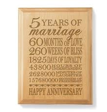 the 5th wedding anniversary can be celebrated by gifting your spouse this lovely end wooden plaque it shows the love you have for your wife and the