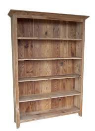 Amish Double Bookshelf