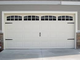 garage door accents