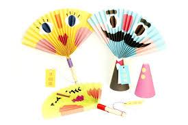 hand fan template. printable paper crafts summer craft fun making fans fan 3d hand template g