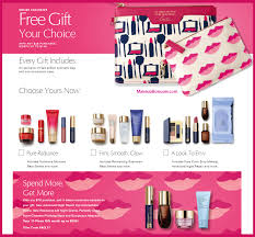 receive your choice of 8 pc gift with your 45 estée lauder purchase