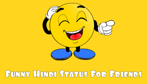 101 funny hindi status for friends