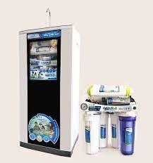 Máy lọc nước RO cao cấp Gravita (4 cốc lọc, 9 lõi lọc)