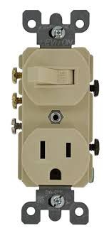 leviton 5245 15 amp, 120 volt, duplex style 3 way ac combination Leviton Cat 5 Wiring Diagram leviton 5245 15 amp, 120 volt, duplex style 3 way ac combination switch