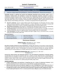 Example Management Resume Samples Business F Peppapp