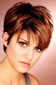 Short Hairstyles For Thin Hair And