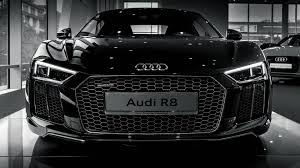black audi r8 v10. Brilliant Black 2015 Audi R8 V10 Plus In Mythos Black Looks Mesmerizing Highquality  Photo Shoot Throughout