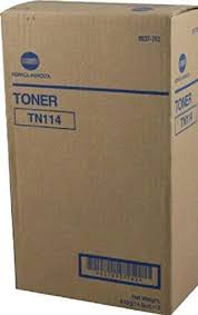 Click on the next and finish button after that to complete the installation process. Amazon Com Konica Minolta Tn114 8937 782 Bizhub 162 180 181 210 Di152 Di2011 Toner Cartridge Black 2 Pack In Retail Packaging Office Products