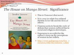 The House On Mango Street Quotes Delectable Novel Study Unit Day 48 Novel Introduction March 48th March 480th