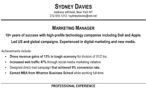 Is It A Good Idea To Remove Certain Work Experience From Your Resume