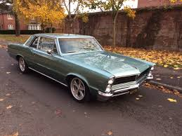 1965 Pontiac Tempest being Auctioned at Barons Auctions