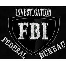 FBI logo - Roblox