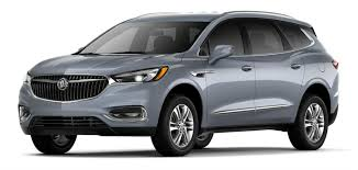 What Are The Exterior Color Options For The 2019 Buick Enclave