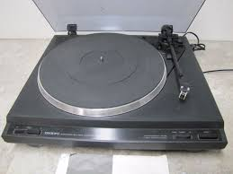 onkyo turntable. 6 onkyo turntable i