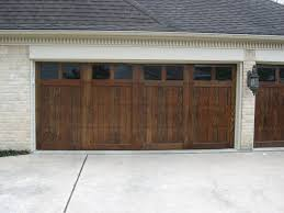 every custom wood door from overhead door company of south central texas is exactly that custom choose your wood your finish your accessories to create
