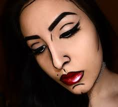 makeup ideas pop art makeup pop art eye makeup hereu0026 39 s a picture