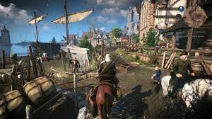 The Witcher 3: Wild Hunt - Official Gameplay (35 min) - YouTube