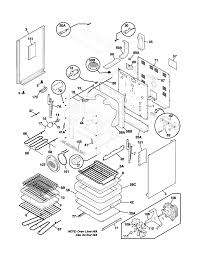 Frigidaire gallery oven replacement parts range parts together with 1997 infiniti qx4 wiring diagram