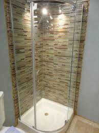 corner shower stalls lowes. Clocks, Charming Shower Enclosure Kits Corner Stalls For Small Bathrooms White Wall Lowes N