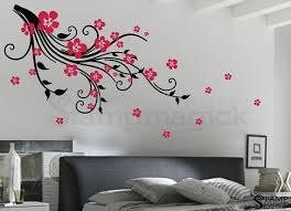 tree branch wall decal flower branch