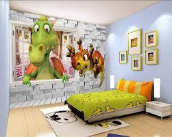 Beibehang Aangepaste Behang Kinderkamer Achtergrond Muur 3d