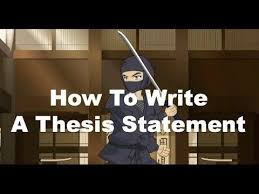 Essay Example Of Thesis Statement For Argumentative Essay Examples     Template