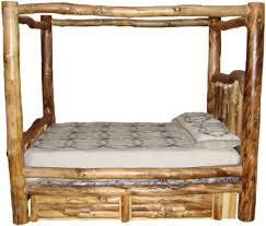 Pine Log Bedroom Furniture Log Canopy Bedroom Sets Best Bedroom Ideas 2017