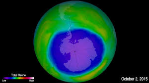 scientists claim ozone layer is healing