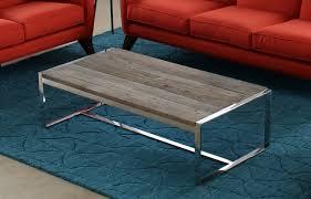 coffee table ideas fantastic stainless steel hi res minimalist loft reclaimed wood silver chrome