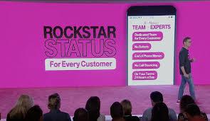 Tmobile Custumer Service T Mobile Team Of Experts Makes Customer Service The Next