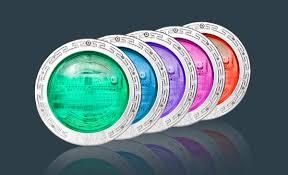 Sam Pool Light Parts Intellibrite 5g Color Led Pool Lights Pentair