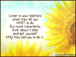 Quotes For Teachers From Students Extraordinary Inspirational Messages For Students Motivational Quotes