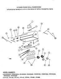 viking range corp interior power wall rangehoods parts model Viking Range Wiring Diagram find part by diagram \u003e viking gas range wiring diagram