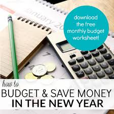 How to Budget and Save Money in the New Year - Frugal Fanatic