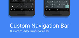 7 The 1 Androidtutorial Android Nougat 7 To 7 7 1 0 1 Bar x 2 How Nav In - Customize