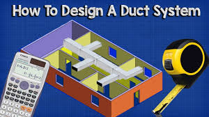 Hvac Cfm Air Flow Chart Ductwork Sizing Calculation And Design For Efficiency The
