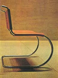 ludwig mies van der rohe s mr chair in the seagrams building 1973 pc