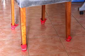 Kitchen Chair Floor Protectors How To Protect Laminate Flooring 12 Steps With Pictures