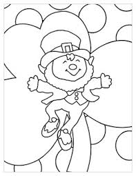 St Patrick S Day Coloring Pages Hallmark Ideas Inspiration