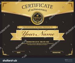 black certificate diploma template vector illustration stock  black certificate diploma template vector illustration design