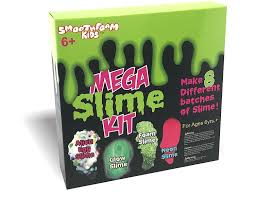 prime slime making kit supplies pack by mr e mc² diy slime kit for 10 recipes does not include glue or activator beads for slime slime containers